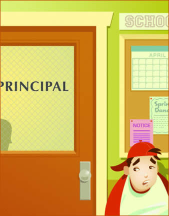 Priincipal's Office
